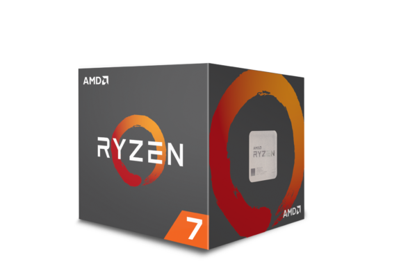 AMD Ryzen 7 Desktop Processors