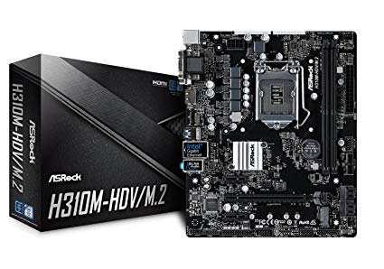 ASROCK H310 Chip Set Motherboard