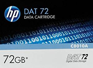 HP 4mm DAT72/DDS-5 Data Tape Cartridge