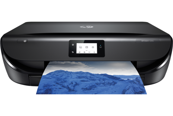 HP INKJET ENVY 5055 All-in-One Printer