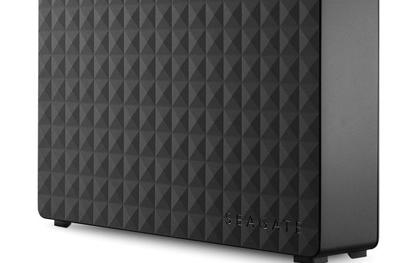 Seagate Expansion Desktop 8TB/12TB External Hard Drive HDD – USB 3.0 for PC Laptop