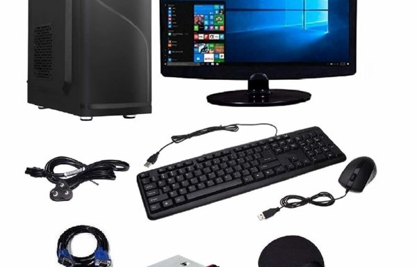 assembled desktop pc