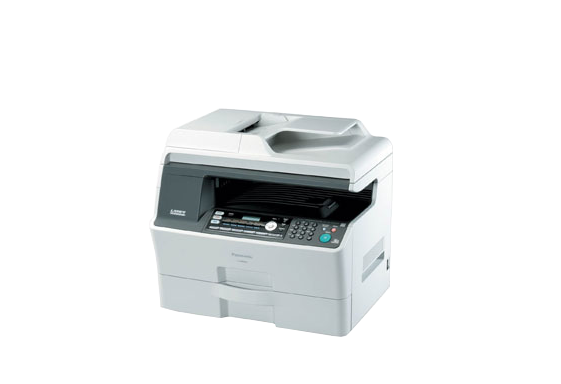 Panasonic laser multifucation printer