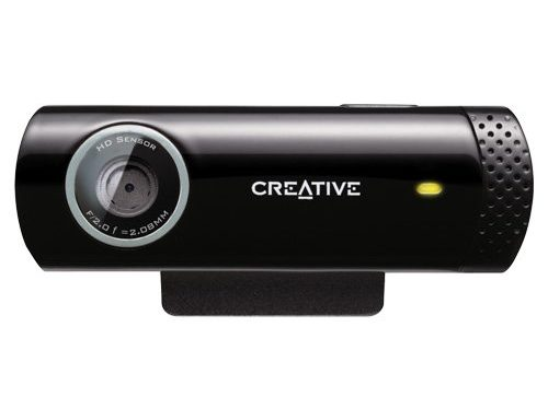 Creative Labs Live Cam Chat – Web-USB  Camera