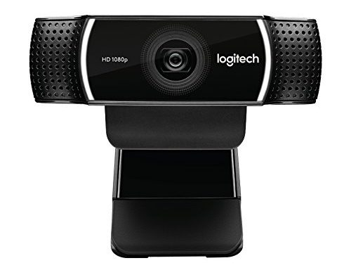 Logitech C922 Pro Stream Webcam 1080P Camera