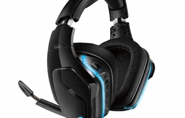 Logitech G633S 7.1 LIGHTSYNC Gaming Headsets with DTS Headphone