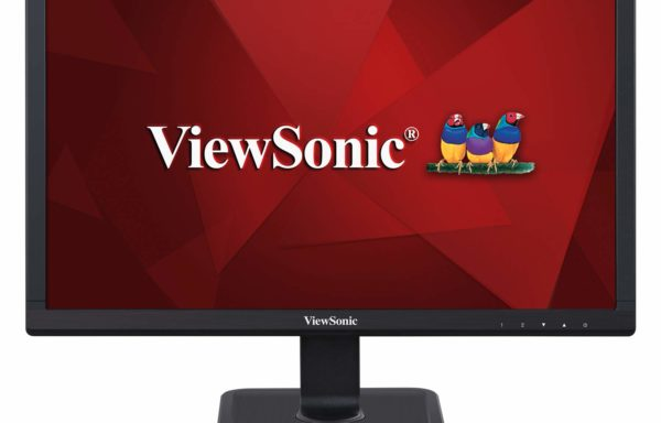 ViewSonic 18.5-inch LED Backlit Computer Monitor