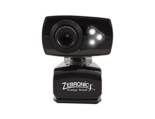Zebronics Viper Plus Webcam