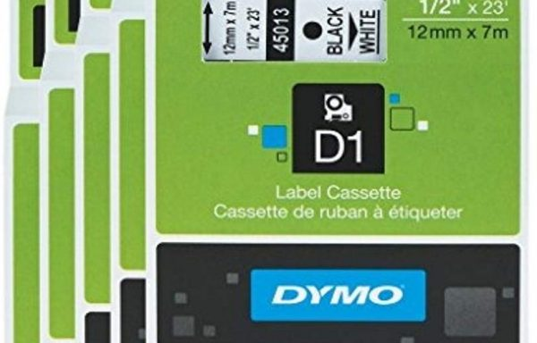 DYMO LABELING TAPE CARTRIDGE