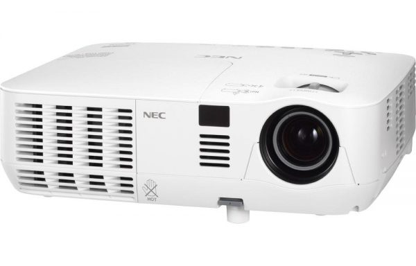 NEC High-Brightness Mobile Projector