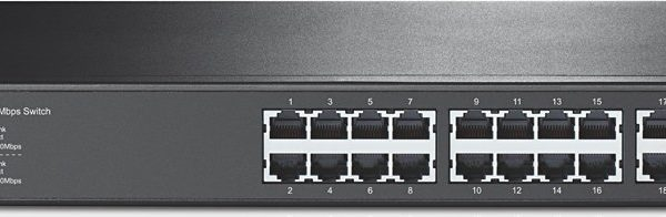 TP-Link Fast Ethernet Unmanaged Switch